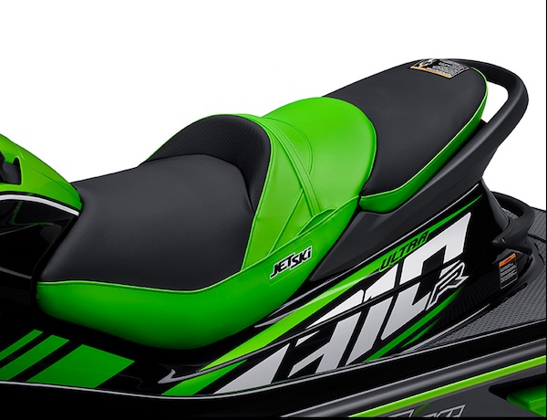 vandens motociklo sedyne