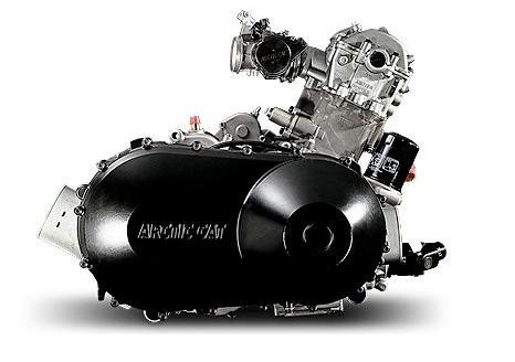 keturračio motoras