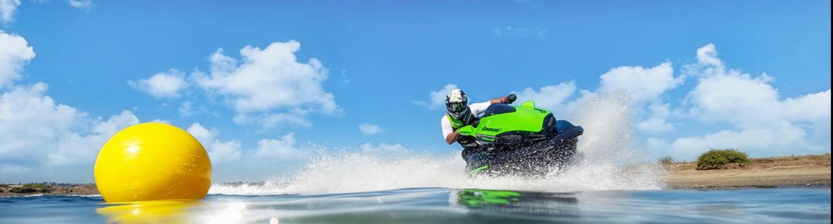 vandens motociklas kawasaki ultra